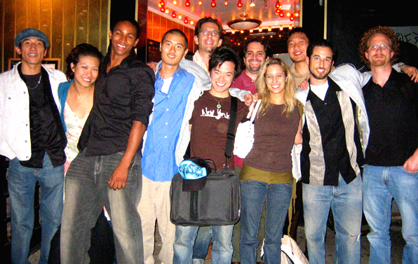 Kevin So Victor Woo Original Cast New York 2005